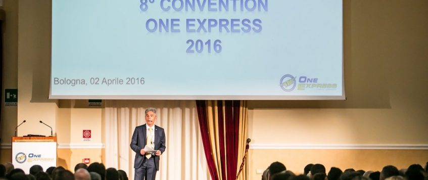 One Express Convention: achievements and new objectives on stage